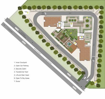 DRA Tuxedo Site Plan