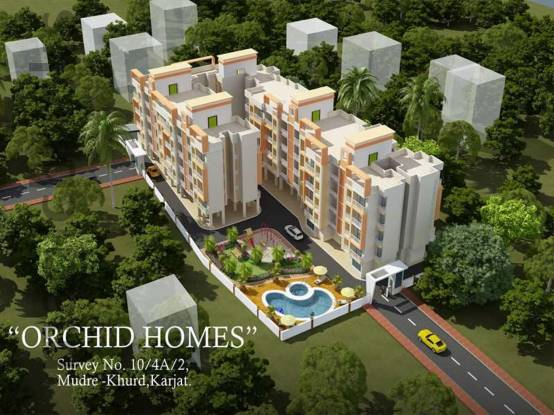 Sunny Orchid Homes Elevation