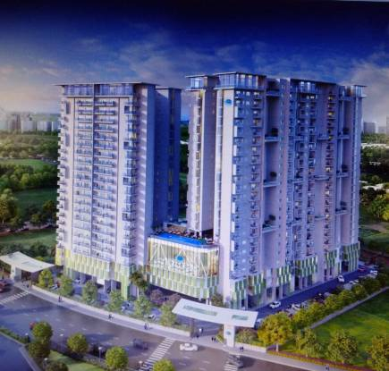 Anik One Rajarhat Elevation