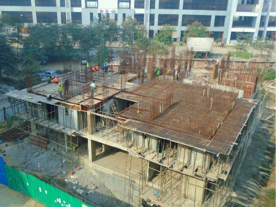 Nandini Metro Suites Bliss Construction Status