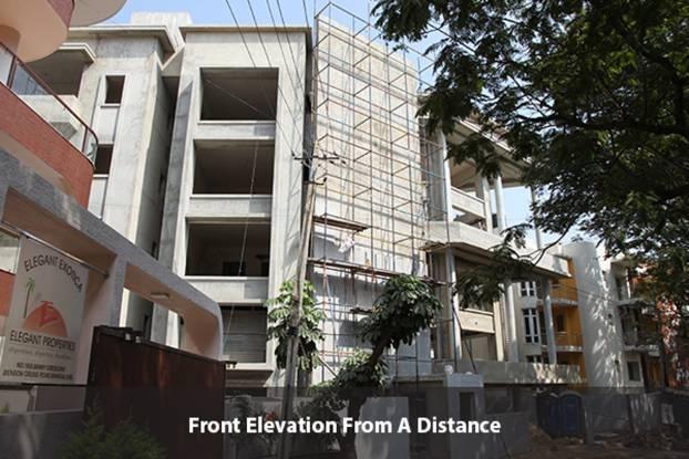 Salarpuria Sattva Casa Crescent Construction Status
