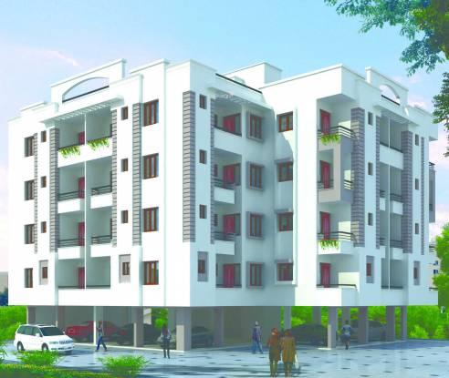 Shubh Hi Tech Residency Elevation