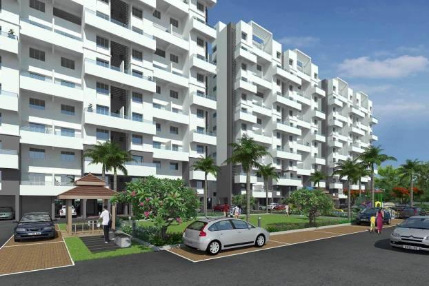 Namrata Eco City 2 Elevation