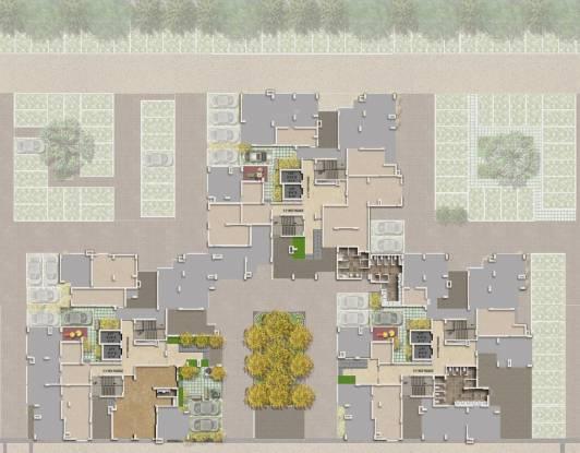 Shriram Grand City Cluster Plan