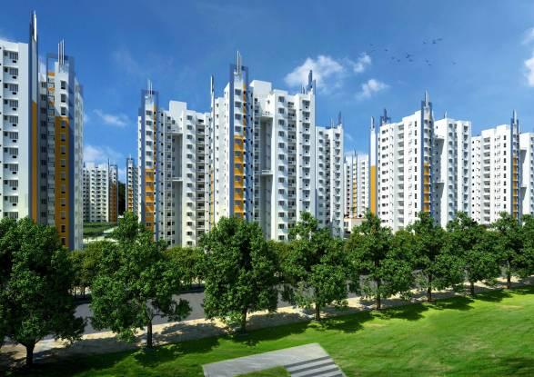 Shriram Grand City Grand One Elevation
