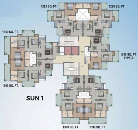 Migsun Wynn Cluster Plan
