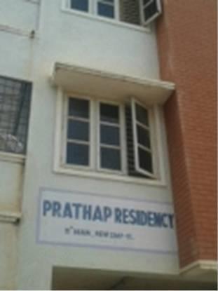 Prathap Residency Elevation