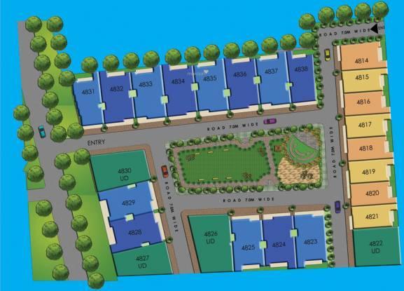 VP 12th Avenue Layout Plan