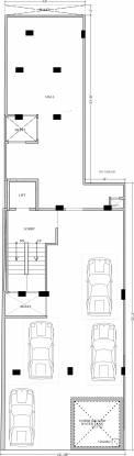 Icarus Shivansh Residency Cluster Plan