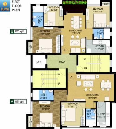 Tirumala Tiru Elysia Cluster Plan