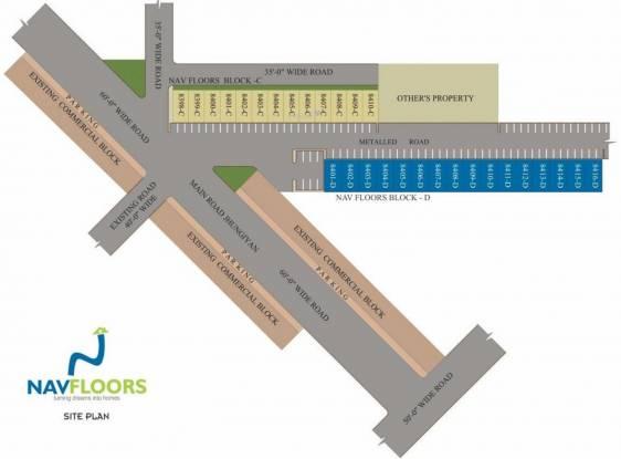 Wisteria Nav Floor Layout Plan