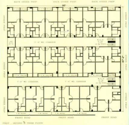 Sunshine Complex Cluster Plan