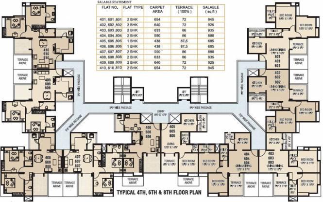 Nirman Abhilasha Cluster Plan