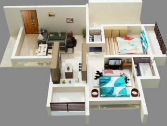 1150 sqft, 2 bhk Apartment in Builder Project Sector-18 Ulwe, Mumbai at Rs. 6500