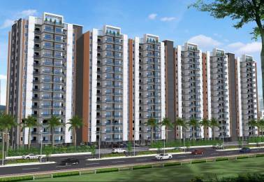 820 sqft, 2 bhk Apartment in Builder bcc height DLF Garden City, Lucknow at Rs. 22.9600 Lacs