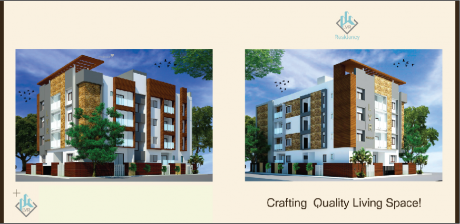 1685 sqft, 3 bhk Apartment in  LVR Residency Koramangala, Bangalore at Rs. 1.3143 Cr
