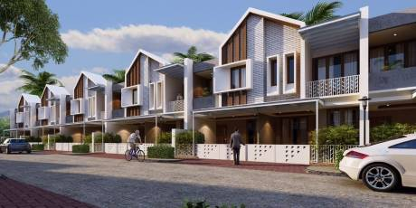 2150 sqft, 3 bhk Villa in Dhoot Vistara Plot AB Bypass Road, Indore at Rs. 53.0000 Lacs