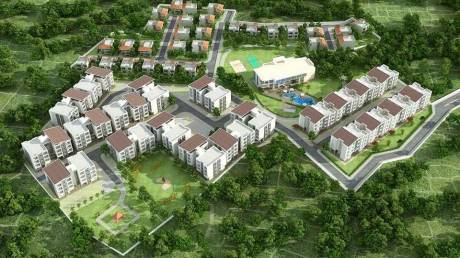 845 sqft, 2 bhk Apartment in Builder GHD AANGAN Dodamarg Kasai Road, Goa at Rs. 25.3000 Lacs