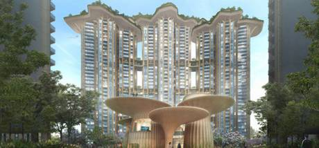 2940 sqft, 3 bhk Apartment in Vipul Aarohan Sector 53, Gurgaon at Rs. 4.2500 Cr