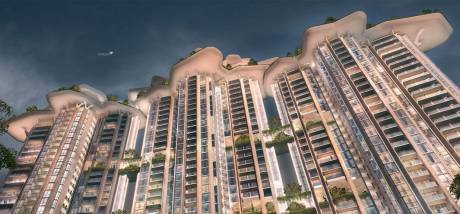 2910 sqft, 3 bhk Apartment in Vipul Aarohan Sector 53, Gurgaon at Rs. 4.2200 Cr