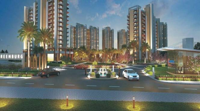 1895 sqft, 3 bhk Apartment in Microtek Greenburg Sector 86, Gurgaon at Rs. 1.3000 Cr