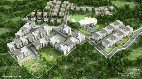 840 sqft, 2 bhk Apartment in Builder GHD Infra Developers Aangan Dodamarg Kasai Road, Goa at Rs. 25.3559 Lacs