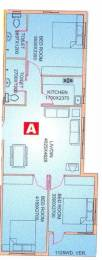 1129 sqft, 3 bhk Apartment in GM Meena View Rajarhat, Kolkata at Rs. 27.0000 Lacs