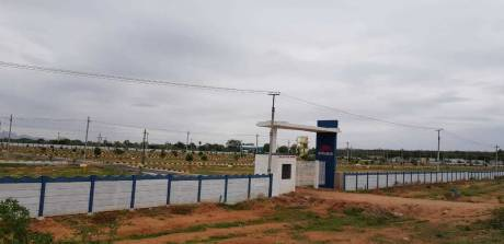 1200 sqft, Plot in Builder Skandhasini infra projects Gandhi Nagar, Bellary at Rs. 9.9000 Lacs