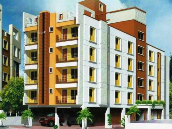 681 sqft, 2 bhk Apartment in Builder TANVIR CHARULATA Andul, Kolkata at Rs. 17.7060 Lacs