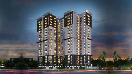 1129 sqft, 2 bhk Apartment in MPS Aambience Thripunithura, Kochi at Rs. 47.0000 Lacs