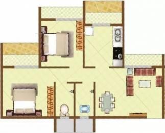 1000 sqft, 2 bhk Apartment in JBD Excellence Tower Kalamboli, Mumbai at Rs. 75.0000 Lacs