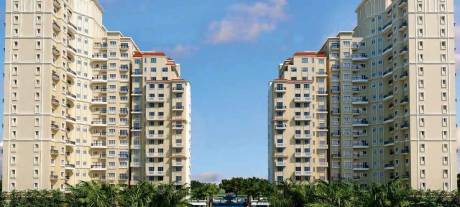 1521 sqft, 3 bhk Apartment in DLF New Town Heights New Town, Kolkata at Rs. 72.0000 Lacs