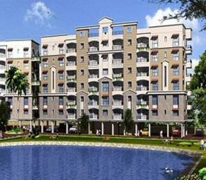 1235 sqft, 3 bhk Apartment in Shrachi Lake Woods Kankurgachi, Kolkata at Rs. 91.0000 Lacs