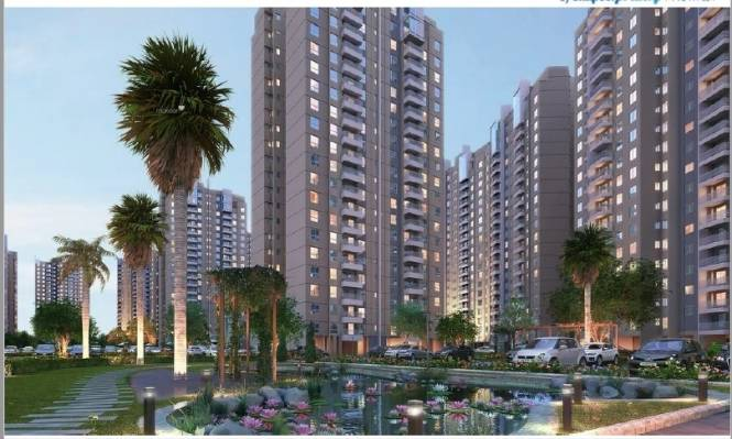 605 sqft, 1 bhk Apartment in Shapoorji Pallonji Joyville Howrah, Kolkata at Rs. 23.1600 Lacs