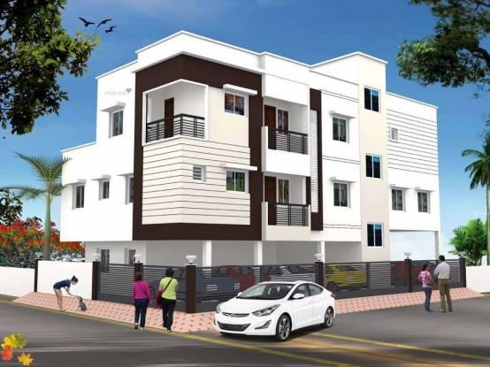 700 sqft, 2 bhk Apartment in Builder Project Aminjikarai, Chennai at Rs. 56.0000 Lacs