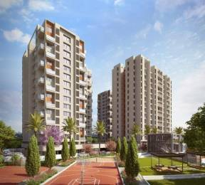 1079 sqft, 2 bhk Apartment in Namrata Life 360 Degree Rahatani, Pune at Rs. 66.4780 Lacs