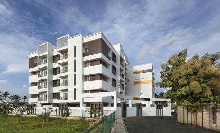 972 sqft, 2 bhk Apartment in Eminence Park BEML Nagar, Mysore at Rs. 47.0000 Lacs