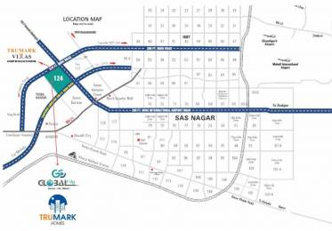 900 sqft, Plot in Builder trumark Sunny Enclave, Mohali at Rs. 18.4000 Lacs