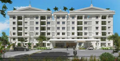 1345 sqft, 2 bhk Apartment in Giridhari Rajakshetra Kismatpur, Hyderabad at Rs. 48.4200 Lacs
