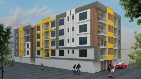1000 sqft, 2 bhk Apartment in Builder opp to qutub minar metro Mehrauli, Delhi at Rs. 65.0000 Lacs