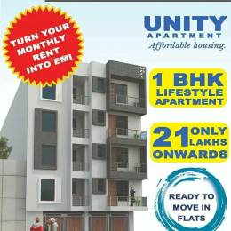 480 sqft, 1 bhk Apartment in Builder Unity Apartment Mahipalpur Mahipalpur, Delhi at Rs. 21.0000 Lacs