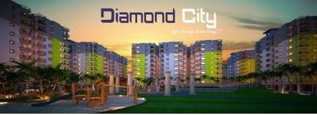 1590 sqft, 3 bhk Apartment in Builder Diamond city oyna Ranchi Oyna, Ranchi at Rs. 36.5700 Lacs