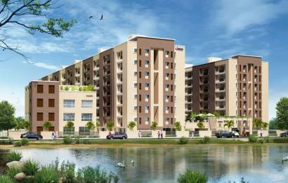 841 sqft, 2 bhk Apartment in Lancor Altura Sholinganallur, Chennai at Rs. 56.2222 Lacs