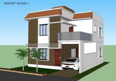 1543 sqft, 3 bhk Villa in Builder Project Danapur Khagaul Road, Patna at Rs. 55.5400 Lacs
