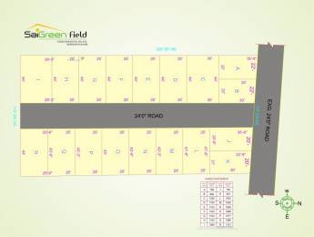 1050 sqft, Plot in GTK Foundations Sai Green Field West Tambaram, Chennai at Rs. 12.6000 Lacs