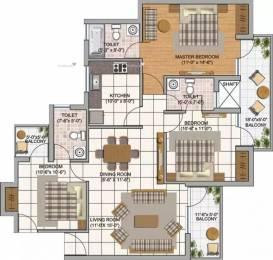 1450 sqft, 3 bhk Apartment in Terra Heritage Sector 51 Bhiwadi, Bhiwadi at Rs. 42.0000 Lacs