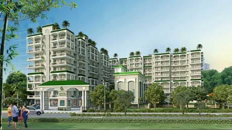 1306 sqft, 2 bhk Apartment in Builder Residential Apartment GMS Road, Dehradun at Rs. 52.5000 Lacs