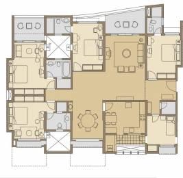 2979 sqft, 4 bhk Apartment in Panchshil Eon Waterfront Kharadi, Pune at Rs. 61000