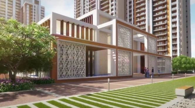 1375 sqft, 3 bhk Apartment in Rishita Manhattan Gomti Nagar Extension, Lucknow at Rs. 50.9700 Lacs