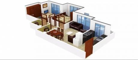 965 sqft, 2 bhk Apartment in PNK Winstone Mira Road East, Mumbai at Rs. 79.0000 Lacs